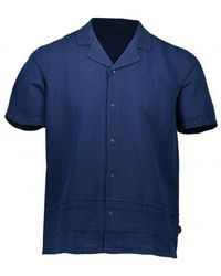 Folk - Horizon Ss Shirt - Lyst