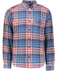 Patagonia - Ls Lw Fjord Flannel Shirt - Lyst