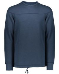 Reigning Champ - Double Knit Crew - Lyst