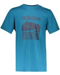 adidas Originals - Adventure Tee - Lyst