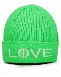 Paul Smith - Peace Love Neon Hat - Lyst