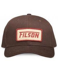 8ce79e922 Filson Tin Packer Hat (otter Green) Caps in Green for Men - Lyst