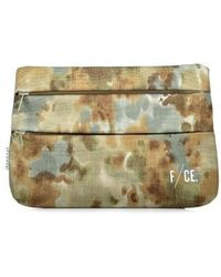 F/CE - Us Cdr Sacoche L Us Como One S Colour: Camo, Uk Size: One Size - Lyst