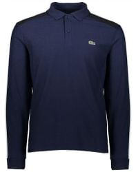 Lacoste - Ls Trim Polo - Lyst