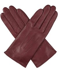 Agnelle - Julie Gloves In Samourai - Lyst