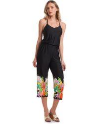 Trina Turk - Bouquet Floral Jumpsuit - Lyst