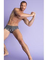 Mr Turk - Muscle Bch Swim Brief - Lyst