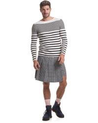 Mr Turk - Pablo Boat Neck Sweater - Lyst