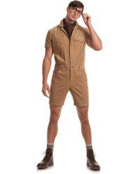 Mr Turk - Levan (short) Jumpsuit - Lyst