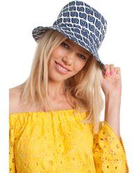 Trina Turk - Crusher Hat - Lyst