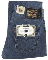 Levi's 501 jeans a gamba dritta Wallenberg - Blu