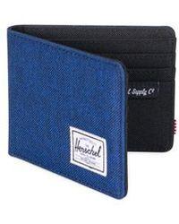 Herschel Supply Co. Roy Eclipse Crosshatch Wallet