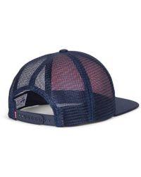 bd13eaa6 Herschel Supply Co. Glendale 5-panel Baseball Hat in Black for Men - Lyst