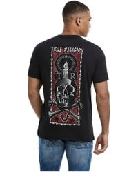 6e9aacf16 Jean Paul Gaultier 'tattoo' T-shirt in Red for Men - Lyst