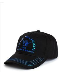 2831234b471 Lyst - True Religion Shiny Buddha Bucket Hat in Black for Men