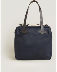 Filson | Tote Bag With Zipper | Lyst