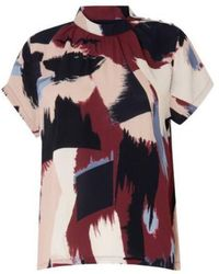COSTER COPENHAGEN - Paint Print Top - Lyst