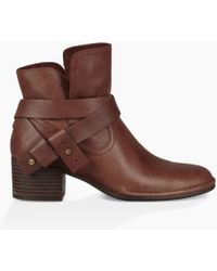 UGG - Women's Elysian Boot - Lyst