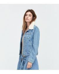 UGG - Vintage Denim Jacket Vintage Denim Jacket - Lyst