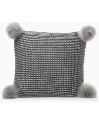 UGG - Snow Creek Two Colour Pillow - Lyst