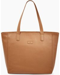 UGG - Women's Alina Leather Tote - Lyst