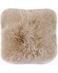 UGG - Home Sheepskin Pillow - Lyst