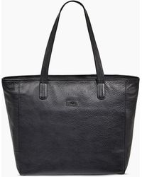 UGG Alina E/w Tote Leather Alina E/w Tote Leather - Black