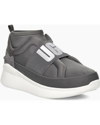 a7325aaa405 Lyst - UGG Womens Neutra Trainers - Online Exclusive Black in Black