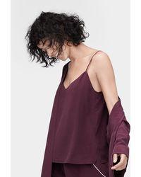 UGG - Women's Vita Camisole Silk Top - Lyst