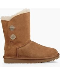 UGG - Women's Share This Product Classic Short Turnlock Boot - Lyst