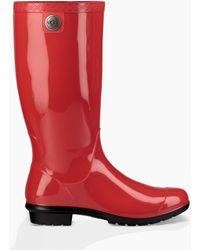 24eea266cda Ugg Shaye - Women's Ugg Shaye Rain Boots - Lyst