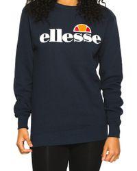 Ellesse - Women's Agata Sweatshirt - Lyst