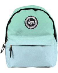 Hype - Mint Speckle Fade Print Backpack Bag - Lyst