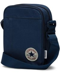 56ef1216bb Converse All Star Cross Body Messenger Bag in Blue for Men - Lyst