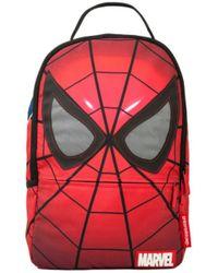 Sprayground - Marvel Spiderman 3m Eyes Backpack Bag - Lyst
