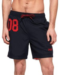 Superdry - Water Polo Swim Shorts - Lyst