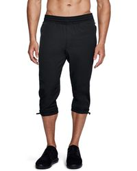 Under Armour - Men's Ua Wg Woven Tapered 3⁄4 Pants - Lyst