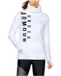 Under Armour - Armour® Fleece Graphic Pullover - Lyst