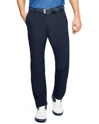 Under Armour - Men's Coldgear® Infrared Showdown Tapered Pants - Lyst