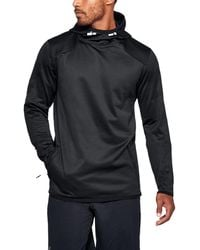Under Armour - Men's Coldgear® Reactor Fleece Hoodie - Lyst