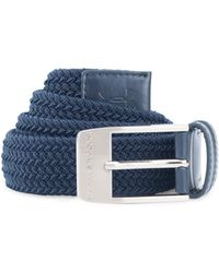 Under Armour - Men's Ua Braided Belt - Lyst