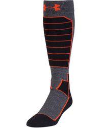 Under Armour - Men's Ua Mountain Performance Over-the-calf Socks - Lyst