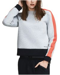 Under Armour - Women's Ua Luster Long Sleeve Crew - Lyst