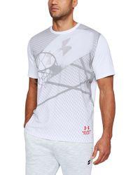 Under Armour - Men's Ua Bball Select T-shirt - Lyst