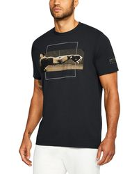 Under Armour - Men's Anthony Joshua Jab T-shirt - Lyst