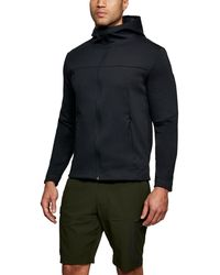 Under Armour - Men's Ua Sportstyle Elite Utility Full Zip - Lyst