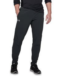 Lyst - Under Armour Outrun The Storm Sp Pant in Blue for Men d43828f658f