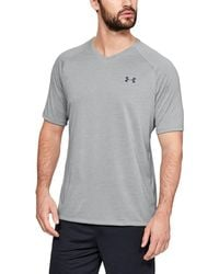 850d6fe5 Under Armour Tech™ S/s Tee in Green for Men - Lyst