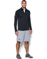 Under Armour - Men's Nfl Combine Authentic Ua Techtm Twist 1⁄4 Zip Long Sleeve Shirt - Lyst