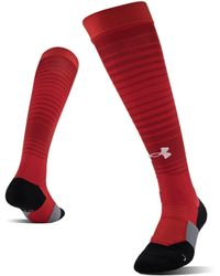 Under Armour - Ua Global Performance Over-the-calf Soccer Socks - Lyst
